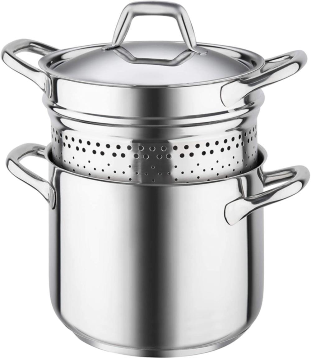 Barazzoni-Chef-Line-Spaghettiere,--Acciaio-inox