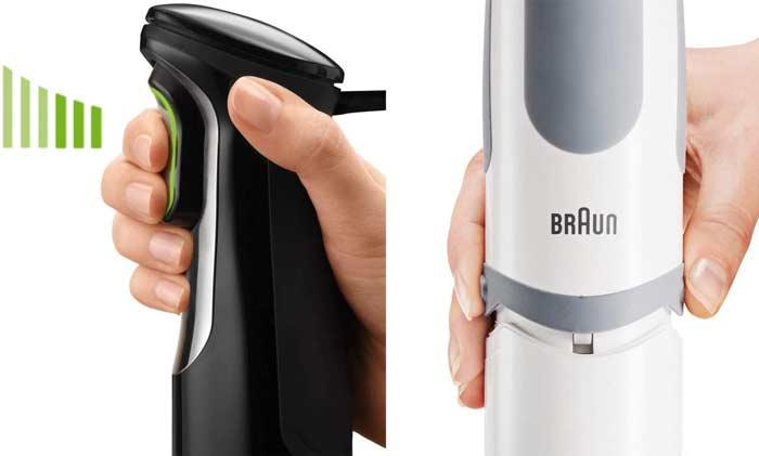 Smart-Speed-della-braun-variazione-velocità-minimpimer--e-Easy-Click-Plus-per-il-cambio-accessori-semplice