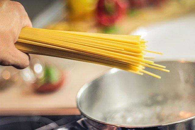 spaghetti-pentola scolapasta scelta giusta