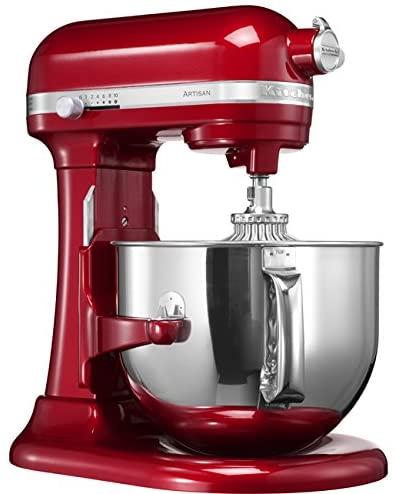 Kitchenaid 5KSM7580XECA Robot da cucina con sollevamento ciotola Artisan da 6,9 L
