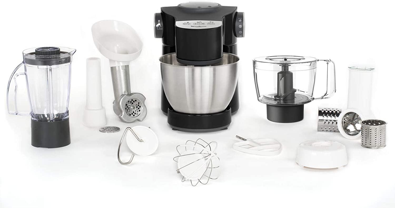 Robot da cucina Moulinex x - Robot, Impastatrice planetaria, Minipimer, sbattitore elettrico. Quali hanno ricevuto le migliori recensioni?
